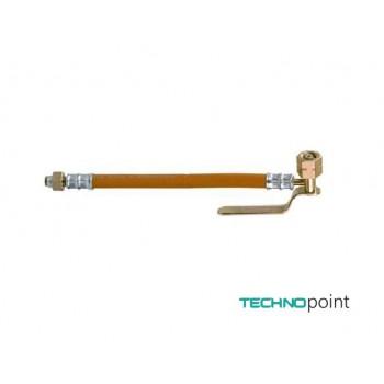 Шланг газовый GOK (GFxRST 12x300 ML+DL H-ручка ) Артикул 04 494 00