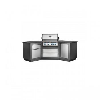 Конфигурация летней модульной кухни Napoleon Oasis-200
