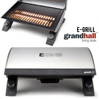 GrandHall E-Grill - электрический инфракрасный гриль