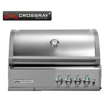 Інфрачервоний газовий гриль CROSSRAY® 4 by Heatstrip