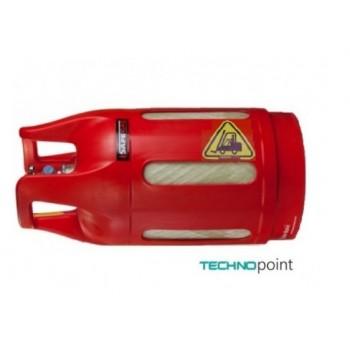 Композитный газовый баллон LiteSafe (Индия) 24л (для погрузчика)