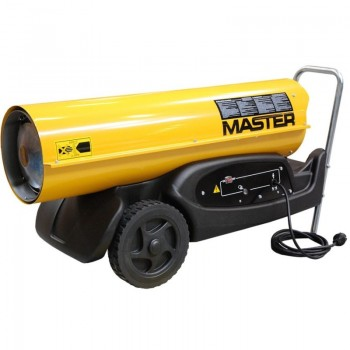 Дизельная тепловая пушка MASTER B 180 прямого нагрева на 48 кВт
