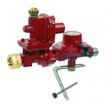 Регулятор давления газа 4 кг/час 37 мбар GF x G1/2LH-KN ПЗК Тип FL90-4