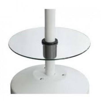 Скляний стіл