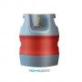Газовый баллон HPC Research объемом 12,7 литра вентиль G.4 артикул 9667 LPGC12G1 (редуктор GOK в подарок)