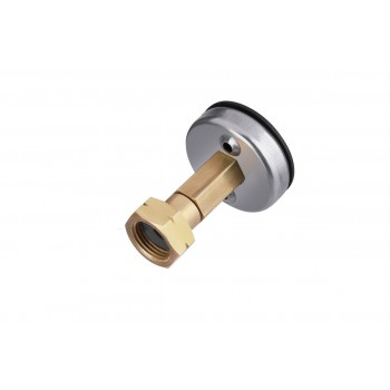 Заправочный клапан (для подключения баллона на автозаправке)