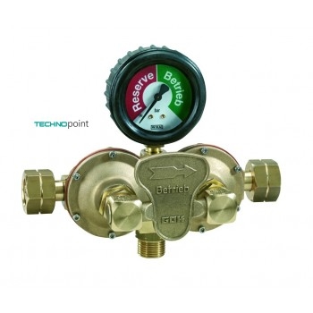 Автоматический переключающий клапан GOK тип 0225 AUV (12 кг/час 1,8 бар)