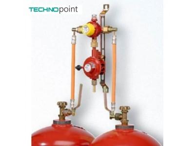 Установки сжиженного газа для приборов горения