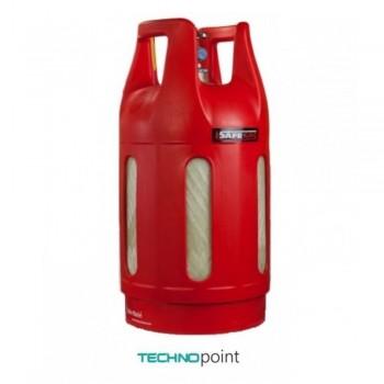 Композитный газовый баллон LiteSafe (Индия) 24л.
