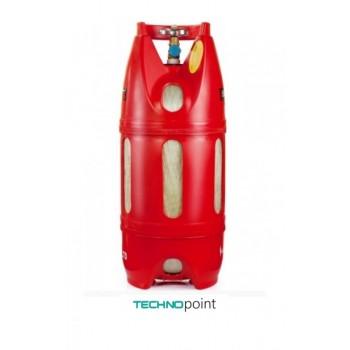 Композитный газовый баллон LiteSafe (Индия) 12л.