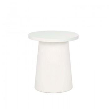 Приставной столик Cosiglobe white (белый)