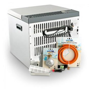 Подключение и ремонт абсорбционных автохолодильников