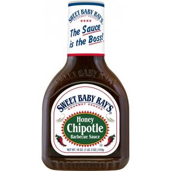 Барбекю соус Sweet Baby Ray's Honey Chipotle, 510 г.